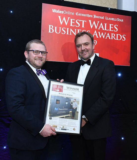 WINNERS OF MANUFACTURING SME AND AGRICULTURAL AWARDS