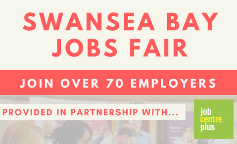 POWER & WATER ARE AT THE SWANSEA BAY JOBS FAIR