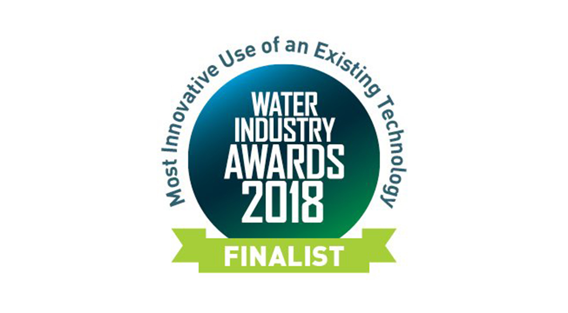 PHOSPHORUS REMOVAL INITIATIVE WINS FINALIST TITLE IN WATER AWARDS