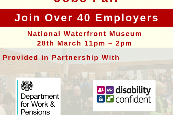 VISIT THE SWANSEA WATERFRONT JOBS FAIR 2019