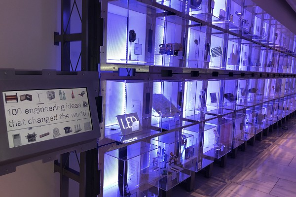 SONECO FEATURED AT IET LONDON: SAVOY PLACE EXHIBITION